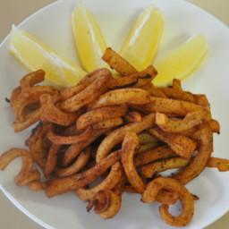 Szechuan Peppered Calamari (Salt and Pepper Squid)
