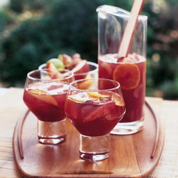 Tabla's Tart and Fruity Sangria