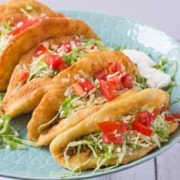 Taco Bell Chalupa copycat