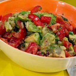Taco Bowls with Guac-a-Salsa Salad