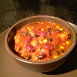 Taco Chicken Stew