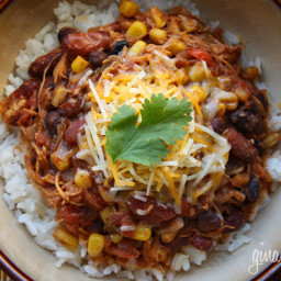 Taco Chili Slow Cooker