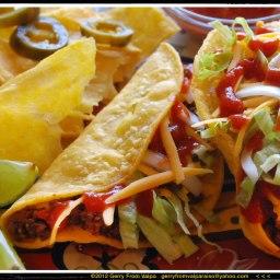 Taco - Ground Beef