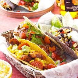 Taco Salad Tacos