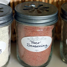 Taco Seasoning (makes 1 cup)