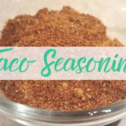 Taco Seasoning [no-salt]