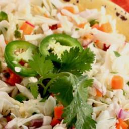 Taco Slaw Recipe
