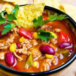 Taco Soup - 6 WW Smart Points