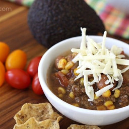 Taco Soup, a Fresh Take on a Family Favorite that's Done in 20 Minutes