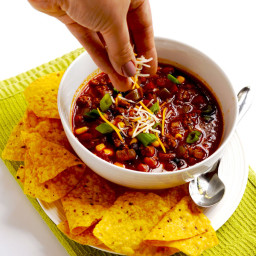 Taco Soup (Instant Pot, slow cooker or stovetop)