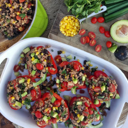 Taco Stuffed Bell Peppers