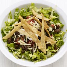 Taco Tuesday Salad