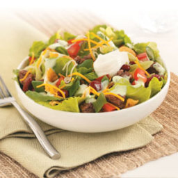 Taco Salad with a Twist Recipe