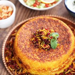 Tahchin Morgh Recipe
