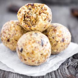 Tahini Balls (Protein Packed - Paleo - Gluten-Free)
