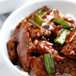 Take-Out, Fake-Out: Mongolian Beef