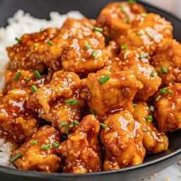 Takeout Sesame Chicken