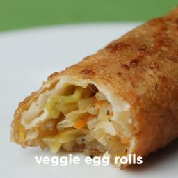 Takeout-Style Veggie Egg Rolls Recipe by Tasty