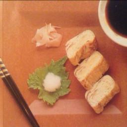 Tamago - Japanese Omelette