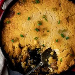Tamale Pie Recipe (Tamale Casserole)