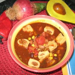 Tamale Soup