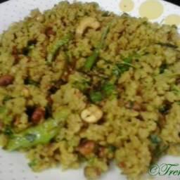 Tamarind Red Poha Recipe | Atukula Pulihora