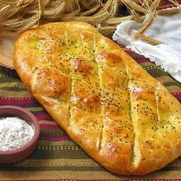 Tandoori Bread (Tandir Bread)