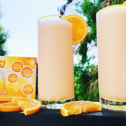 Tangerine Creamsicle Vitamin C Smoothie
