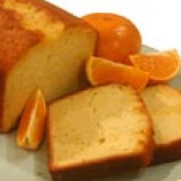Tangerine-Soaked Tea Cake