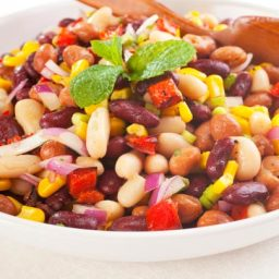 Tangy Bean Salad