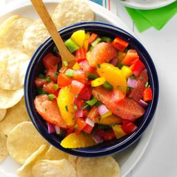 Tangy Texas Salsa Recipe