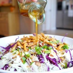 Tangy Asian Sesame Salad