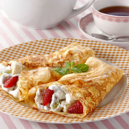 Tapioca Flour Crepes Recipe—A Gluten-Free Spin on Crepes