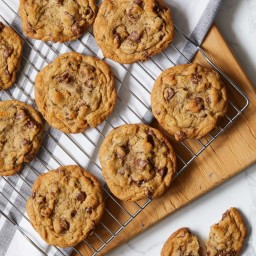 Tara's Chocolate Chip Cookies (a.k.a. The Best Chocolate Chip Cookies In Th