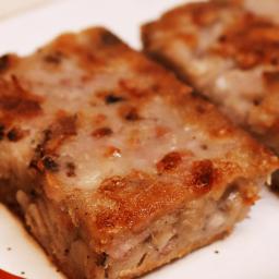 Taro Root Cake Recipe