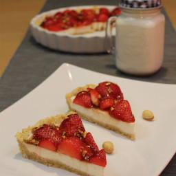 Tart s jagodama i mascarpone sirom