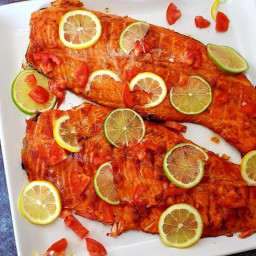 Tasty Grilled Trout Recipe