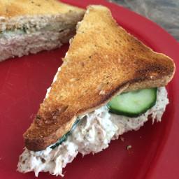 Tasty Tuna Sandwiches