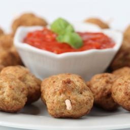 Tasty Turkey Meatballs