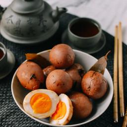 Tea Eggs, revamped!