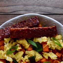 Tempeh Bacon (Gluten-Free, Lectin-Free)