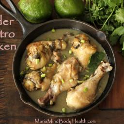 Tender Cilantro Chicken