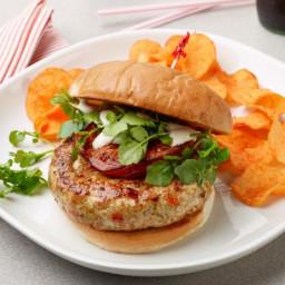 Terrific Turkey Burger