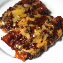 Tex-Mex Cheese Enchiladas With Red Chili Gravy Recipe