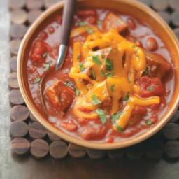 Tex-Mex Chili Recipe