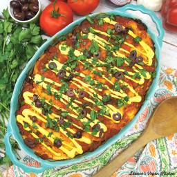 Tex-Mex Lasagna (or Taco Pie)