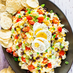 Tex Mex Potato Salad