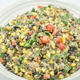 Tex Mex Quinoa Salad