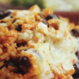 Tex Mex Rice & Beans