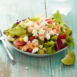 Tex-Mex Shrimp Salad